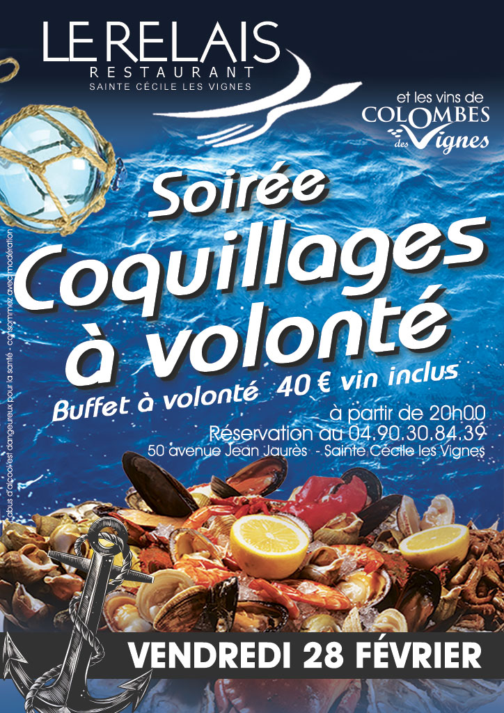 COQUILLAGES FEVRIER 2020