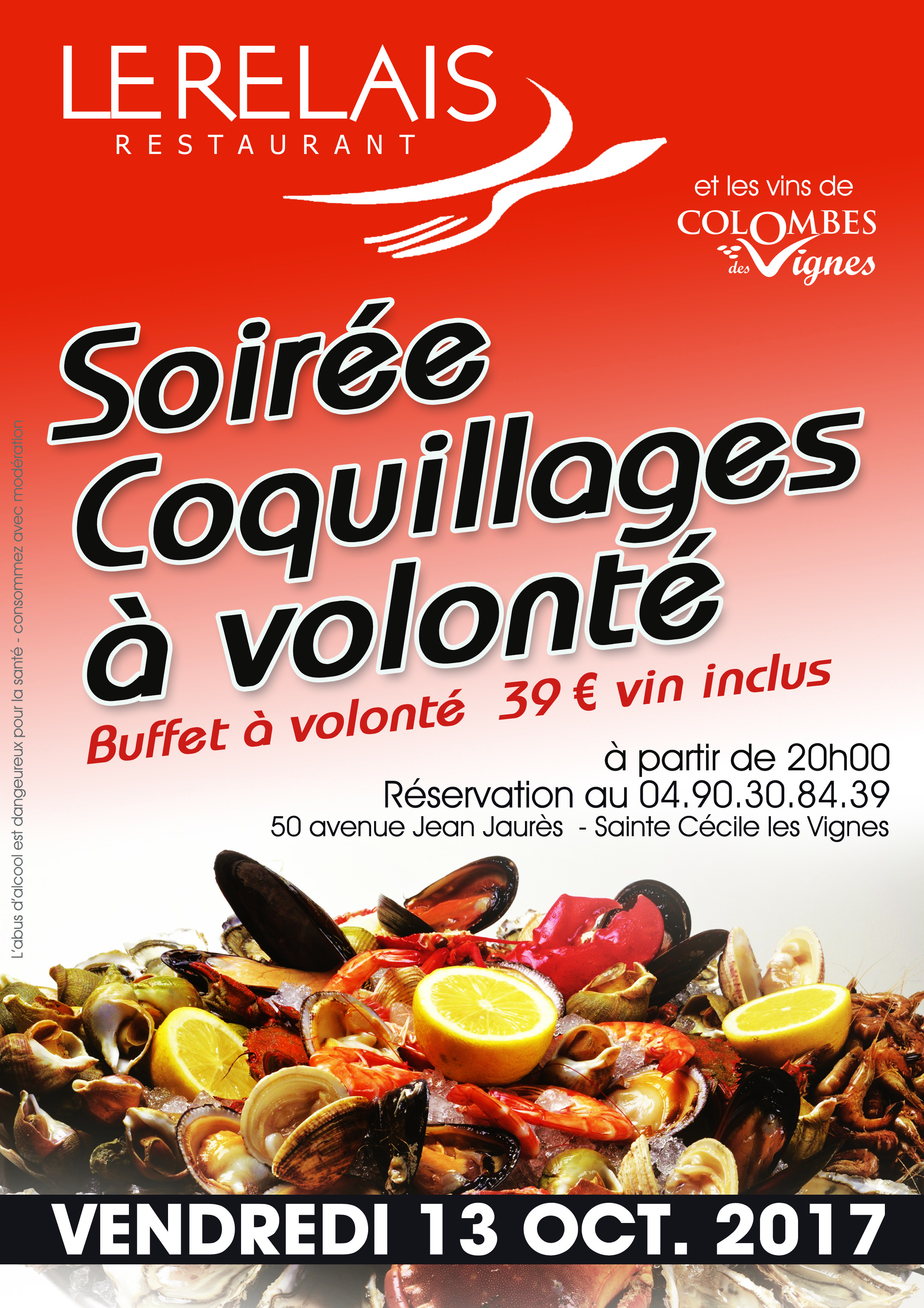 COQUILLAGES OCTOBRE 2017